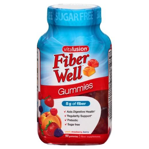 Buy Vitafusion™ Fiber Adult Gummies - 90 Count at Herbal Bless Supplement Store