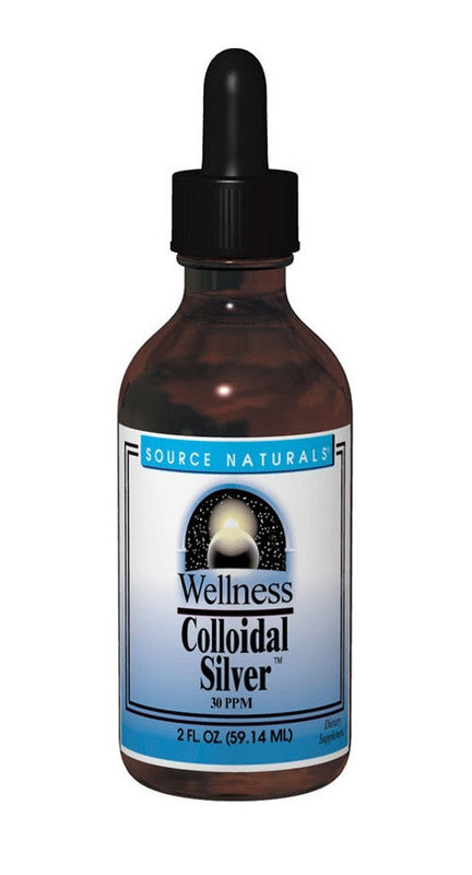 Buy Wellness Colloidal Silver™ 30 ppm, 2 oz at Herbal Bless Supplement Store
