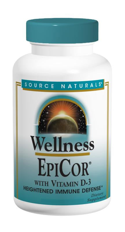 Buy Wellness EpiCor® with Vitamin D-3, 30 capsule at Herbal Bless Supplement Store