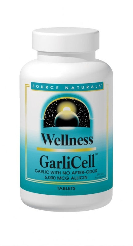 Buy Wellness GarliCell™ 6000mcg, 45 tablet at Herbal Bless Supplement Store