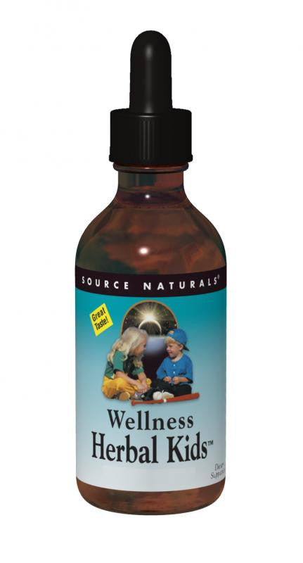 Buy Wellness Herbal Kids™ Alcohol-Free, 2 oz at Herbal Bless Supplement Store