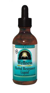 Buy Wellness Herbal Resistance Liquid™ Alcohol-Free, 2 oz at Herbal Bless Supplement Store