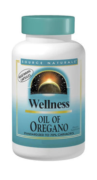 Buy Wellness Oil of Oregano 45mg 70% Carvacrol, 60 capsule at Herbal Bless Supplement Store