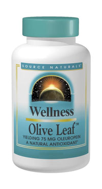 Buy Wellness Olive Leaf™ Extract 500mg, 30 tablet at Herbal Bless Supplement Store