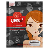 Buy Yes to, Tomatoes Detoxifying Charcoal DIY Powder-to-Clay Mask - .33oz at Herbal Bless Supplement Store