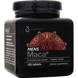Buy YouTheory, Men's Maca, 120 tabs at Herbal Bless Supplement Store