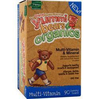 Buy Yummi Bears, Organic Multi-Vitamin and Mineral for Kids, 90 bears at Herbal Bless Supplement Store