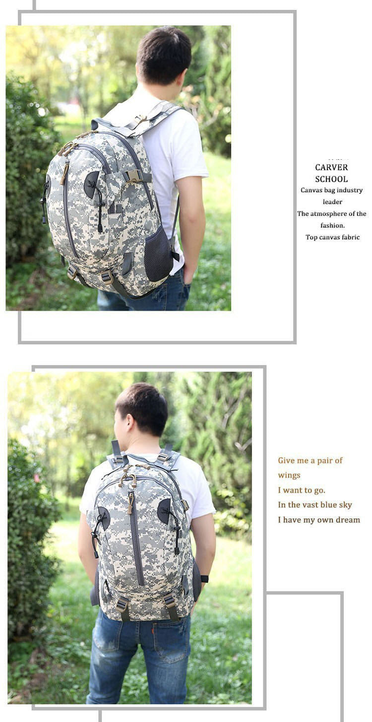 MAG Multi-functional Tactical Military Backpack