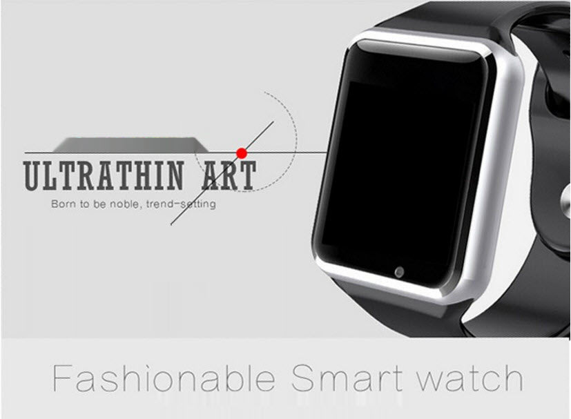SZ1 Nitro™ Premium Android Smartwatch Watch-Phone