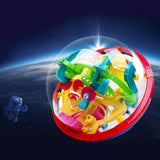 3D puzzle Ball Magic  Labyrinth Sphere Globe