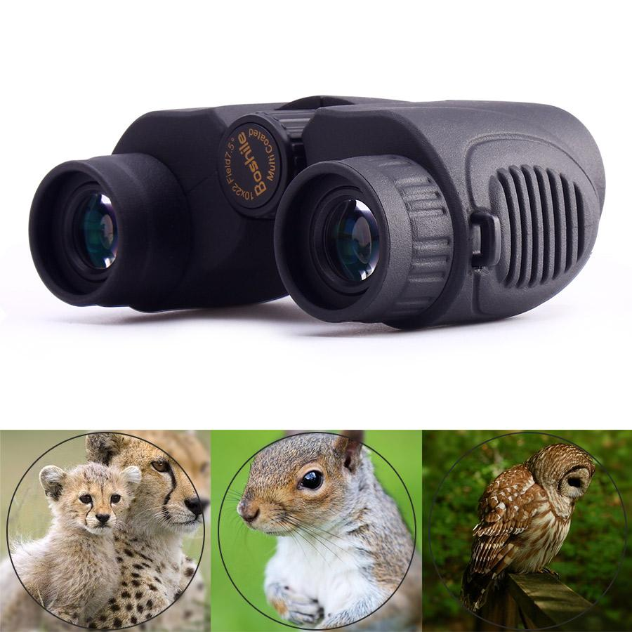 BOSH10™ Waterproof Military Grade 10x22 HD Binoculars