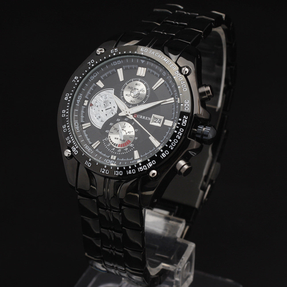 CURREN M1 Deluxe Sport Watch