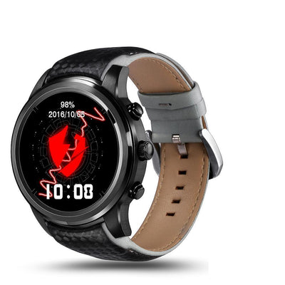 LEM Carbon™ Android IOS Compatible Smartwatch