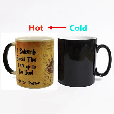 Creative Color Changing HP  Mug