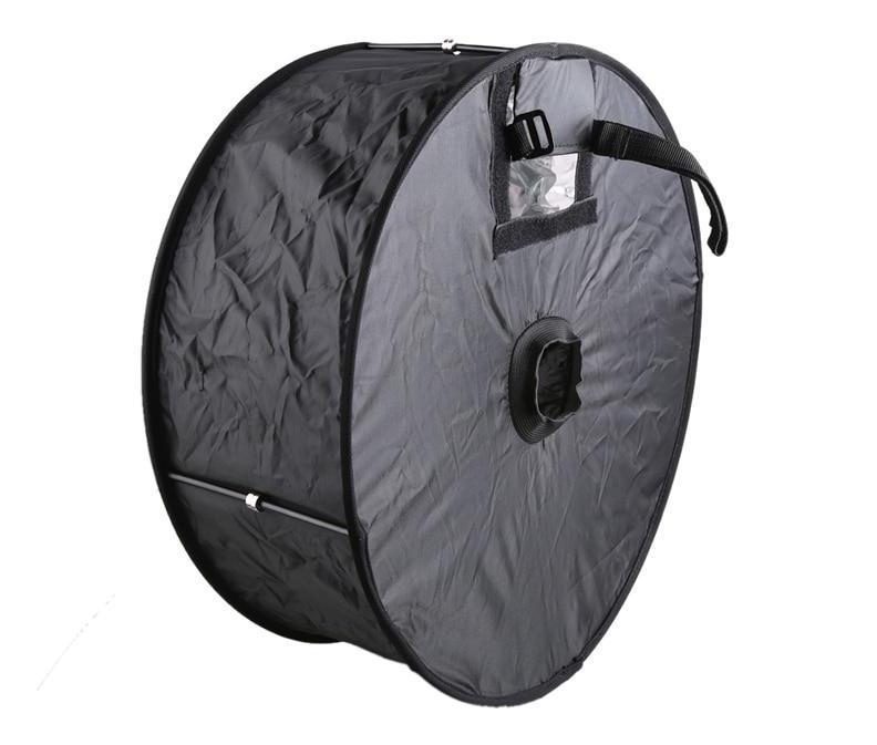 Round Flash Ring 18inch / 45cm RoundFlash Foldable Ring Flash Speedlite Diffuser Softbox Light Modifier for DSLR Speedlight Macro Portrait Shooting Photography Studio