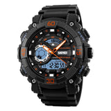 Leopard™ SK8  Shock Resistant Digital Analog Military Sport Watch