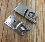 Rolled Hem Curling Presser Foot For Sewing Machine (1pc)
