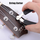 Pro Winder String Winder & Cutter Guitar for Acoustic Instruments