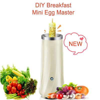 Electric Automatic Multifunctional Mini Egg Roll Maker