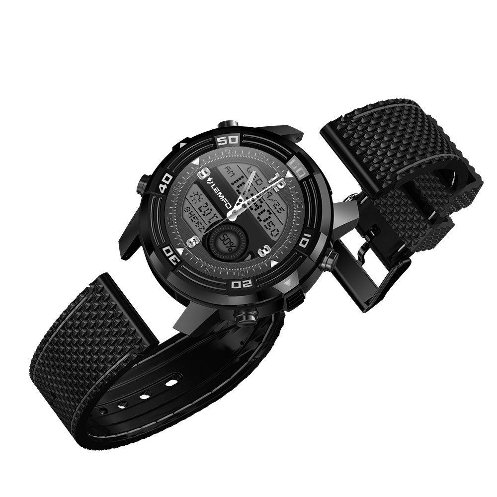LEM6 Magnum™ Android IOS Military Sport Smartwatch