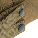 Military Outdoor Molle System Water Bottle Bag Water-Repellent Zipper