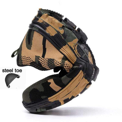 XGuard™ Indestructible Ultra Protection Camouflage Shoes
