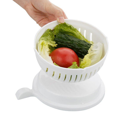 EzChop™ Fast & Easy Salad Maker