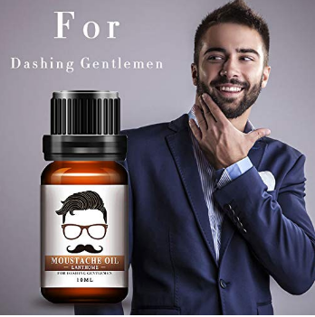 Gentlemen Premium Beard Oil Moisturizes Facial Hair