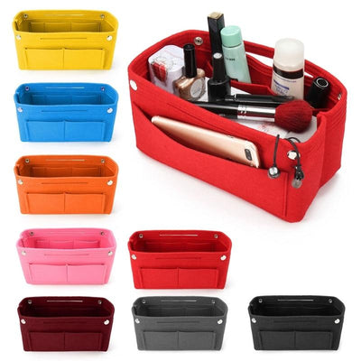 Multifunctional Handbag Cosmetic Organizer