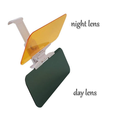 Car Sun Visor Day and Night Vision Anti-glare