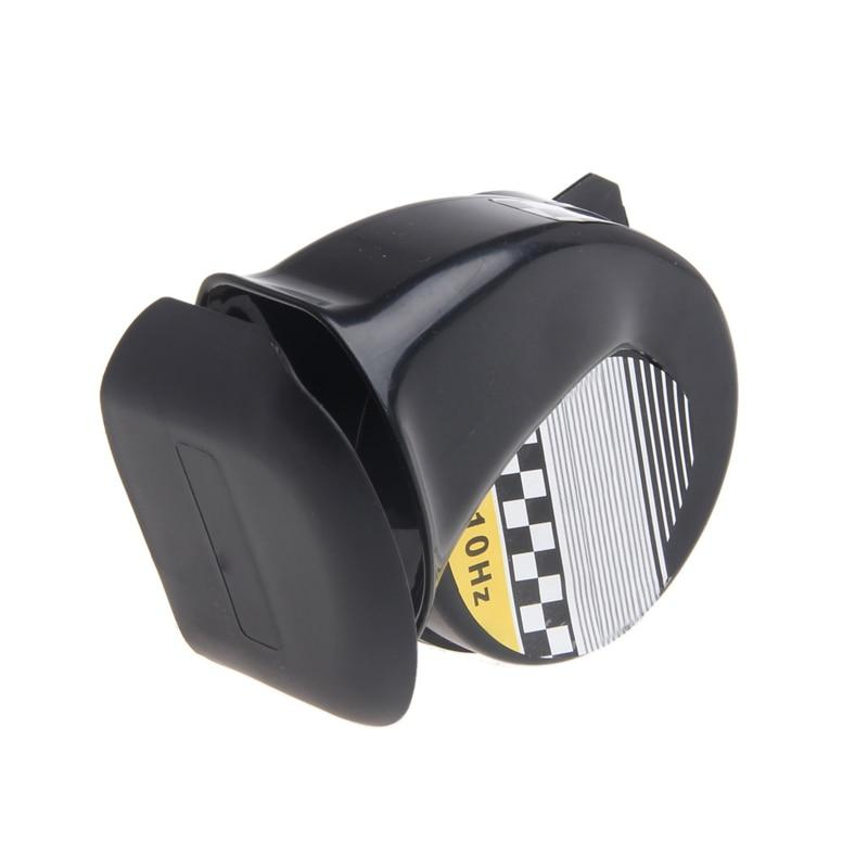 Universal Waterproof Loud Snail Air Horn Siren, 130dB For 12V Truck  & Motorcycle