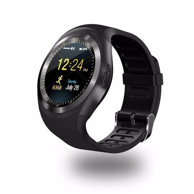 SM1 Nano™ Android & IOS Compatible Smartwatch Watch-Phone