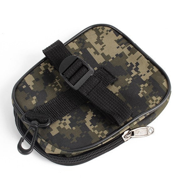 Portable Fishing Reel Waist Bag Pocket Pouch