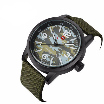 NV10 Shock Resistant Military Watch
