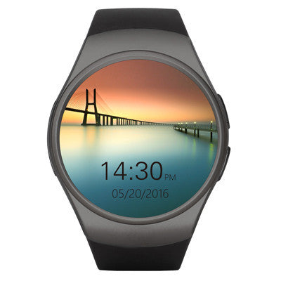 KM1 Sapphire™ Premium Android iOS Smartwatch Phone