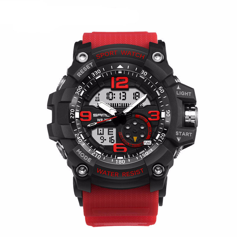 MX8™ Shock Resistant Digital Analog Military Sport Watch