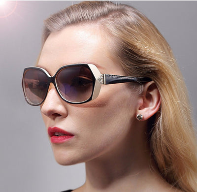 2017 New Designer Fashion Polarized Women Sunglasses