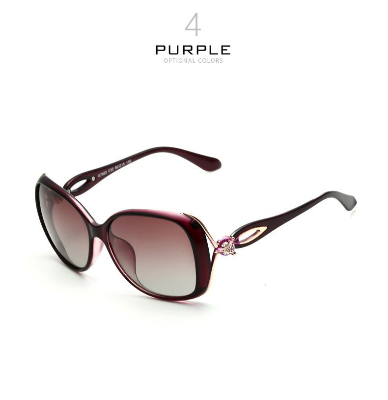2017 New Designer Vintage Polarized Women Sunglasses