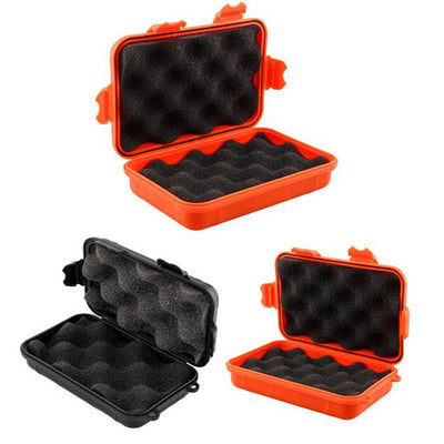 Shockproof Waterproof Airtight Survival Storage Case