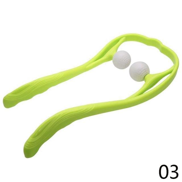 Plastic Pressure Point Therapy Massager