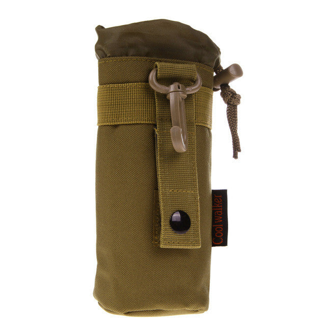 Military Outdoor Molle System Water Bottle Bag