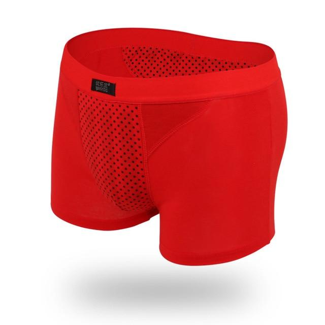 Prostate Magnetic Therapy for Men Underwear Boxer Shorts