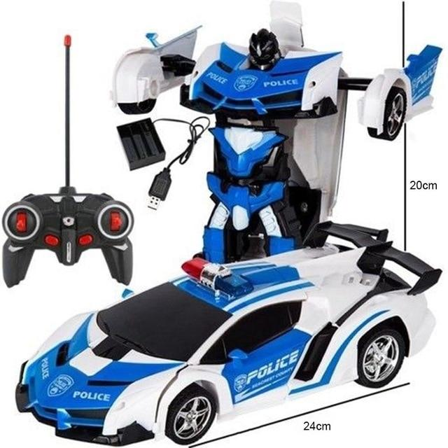 Gesture Sensor Remote Control Robot Cars Perfect for this Christmas