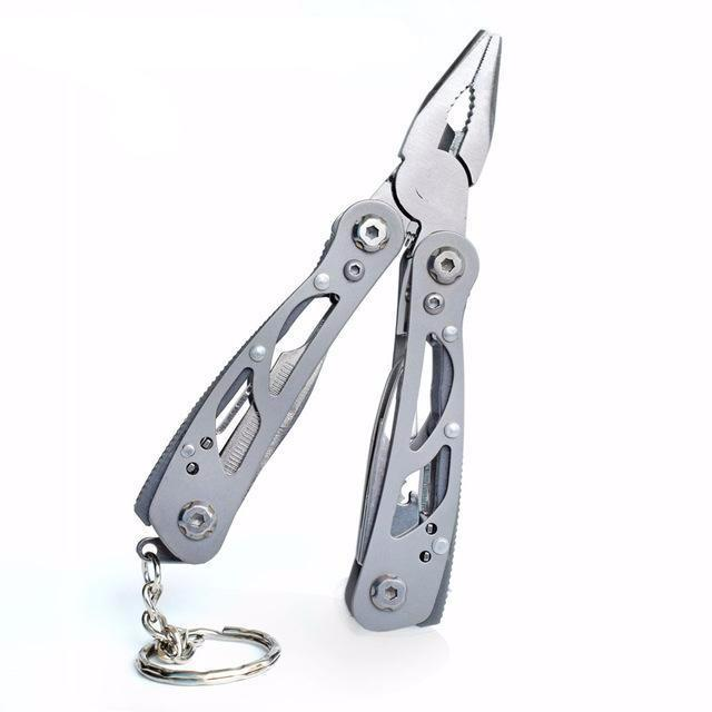 Premium Folding Pocket Multi-Plier Multitool 21-in-1