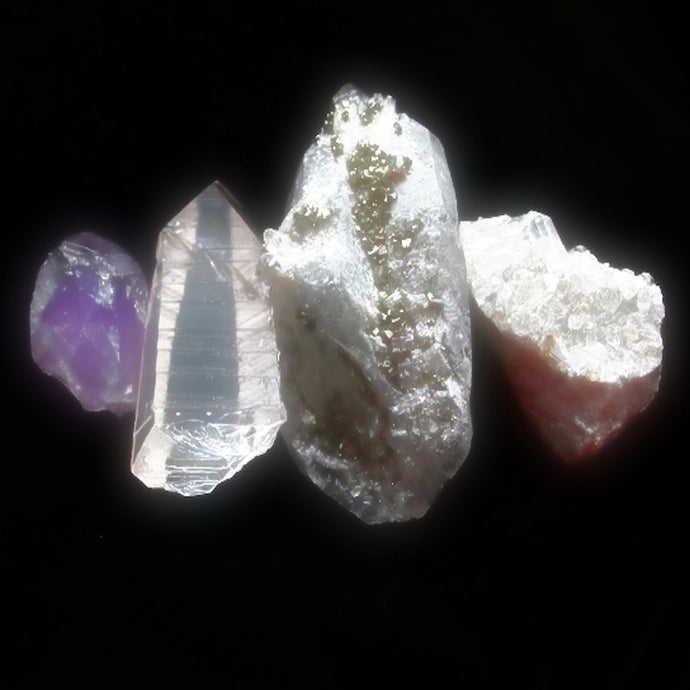 Metaphysical Properties of Crystals