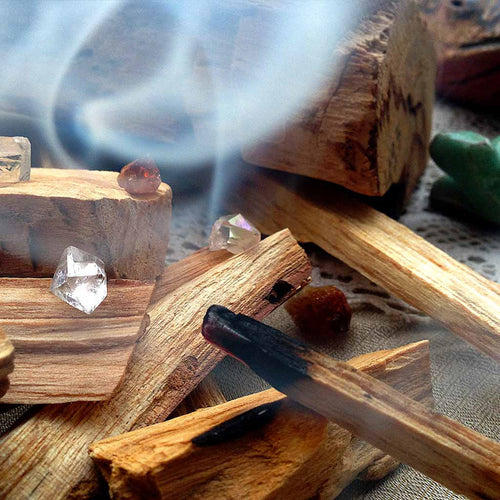 Palo Santo Essential Oil - Song of Stones