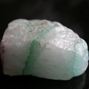 Ajoite in Quartz - Song of Stones