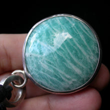 Load image into Gallery viewer, Amazonite Power Pendant - Song of Stones
