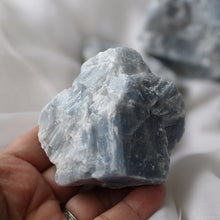 Load image into Gallery viewer, Blue Calcite - Song of Stones