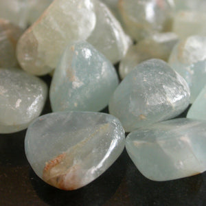 Tumbled Blue Onyx - Song of Stones